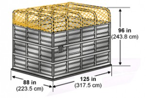Pallets and containers 22